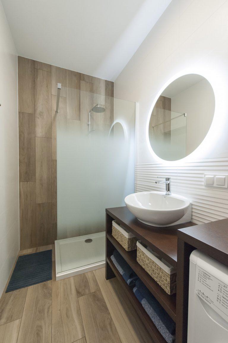 Apartament na wynajem, łazienka